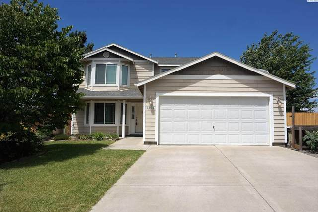 9215 Oliver Dr., Pasco, WA 99301 (MLS #253388) :: Tri-Cities Life