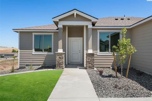 3425 S VAN BUREN ST, Kennewick, WA 99336 (MLS #254039) :: Premier Solutions Realty