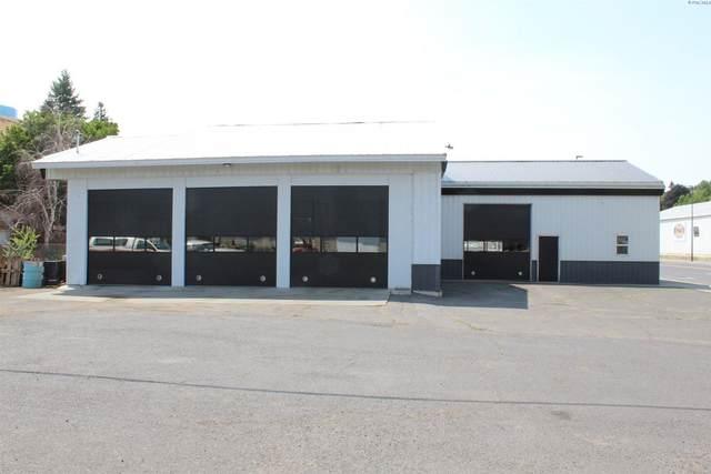516 N Main Street, Colfax, WA 99111 (MLS #255061) :: Columbia Basin Home Group