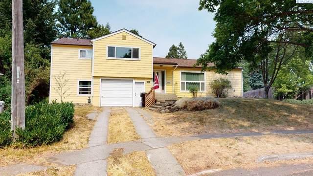 540 NW Sunset, Pullman, WA 99163 (MLS #255371) :: Beasley Realty