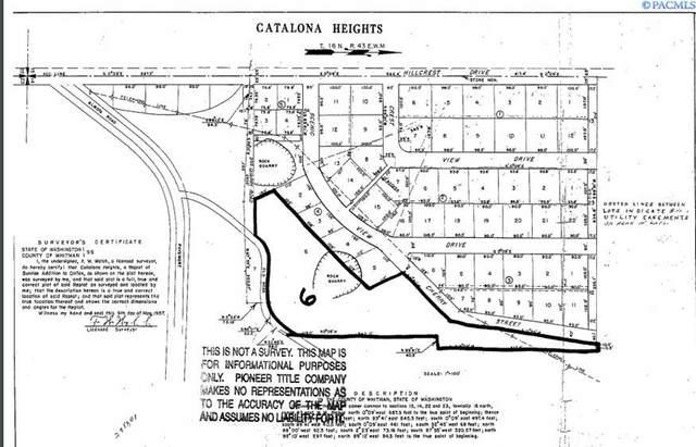 TBD Cherry St (Lot 6), Colfax, WA 99111 (MLS #256216) :: Tri-Cities Life