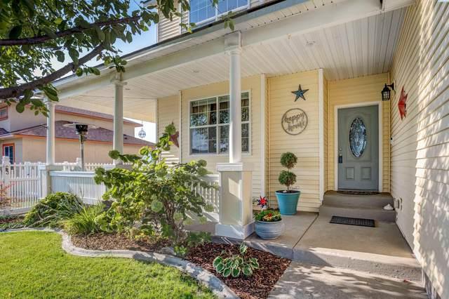6112 Woodbine Drive, Pasco, WA 99301 (MLS #256222) :: Dallas Green Team