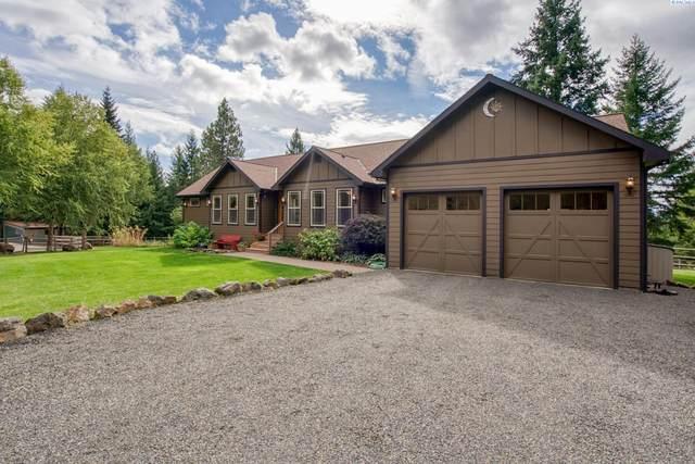 50 Ridgeview Road, White Salmon, WA 98672 (MLS #256495) :: Matson Real Estate Co.