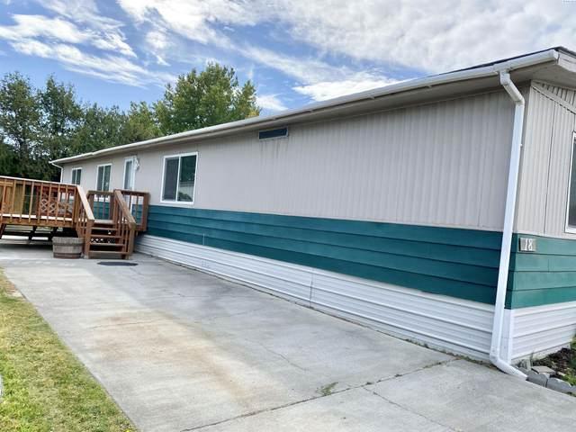 18 Valley View Circle Dr, Richland, WA 99352 (MLS #256969) :: Matson Real Estate Co.