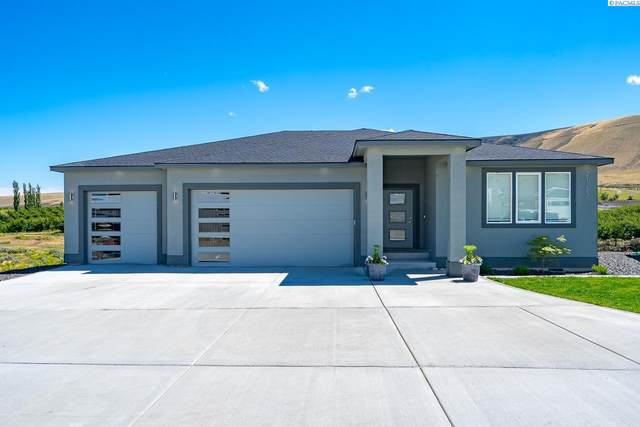 21723 N Webber Canyon Rd., Benton City, WA 99320 (MLS #257051) :: Tri-Cities Life