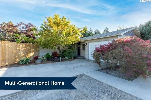 1806 S Vancouver St, Kennewick, WA 99337 (MLS #257191) :: Shane Family Realty