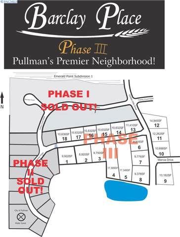 1710 SW Barclay Ridge Drive, Pullman, WA 99163 (MLS #218143) :: The Phipps Team