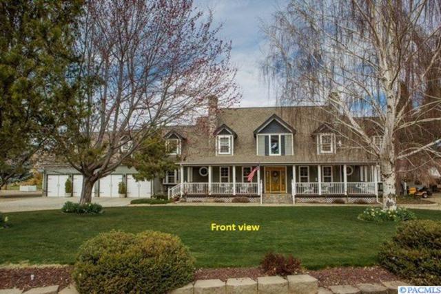 152202 W Richards Rd, Prosser, WA 99350 (MLS #229351) :: PowerHouse Realty, LLC