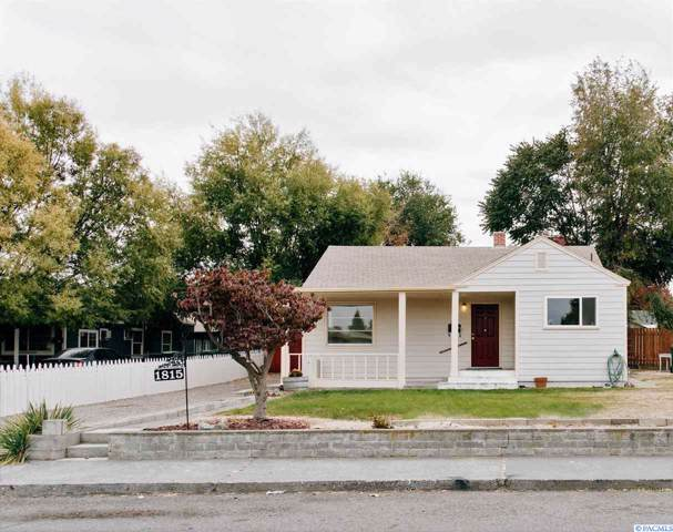 1815 W 5th Ave, Kennewick, WA 99336 (MLS #241331) :: Community Real Estate Group