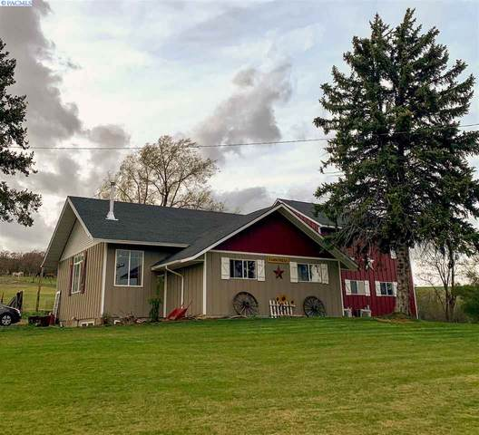 11851 Lancaster Rd, St. John, WA 99171 (MLS #244595) :: Story Real Estate