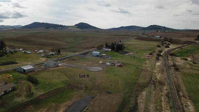 106 Amber Ridge Rd., Palouse, WA 99161 (MLS #245146) :: The Phipps Team