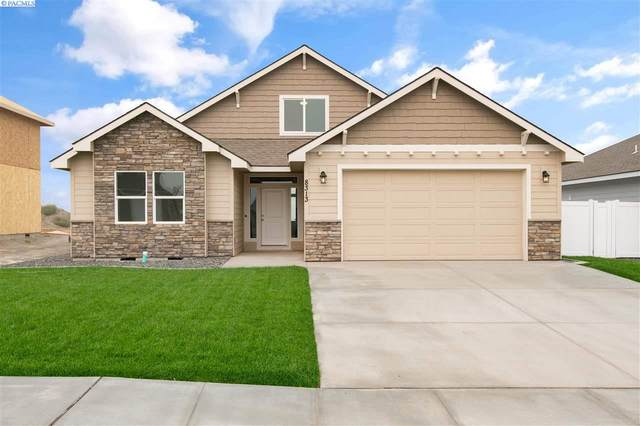 8313 Ashen Drive, Pasco, WA 99301 (MLS #245188) :: Dallas Green Team
