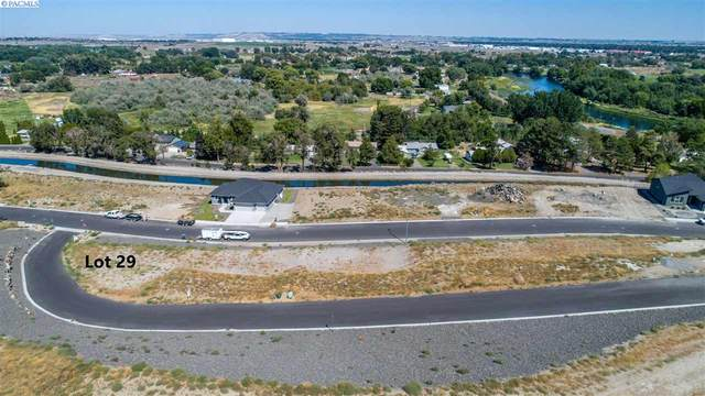 Lot 29 Nicholas Ln, West Richland, WA 99353 (MLS #245780) :: Cramer Real Estate Group