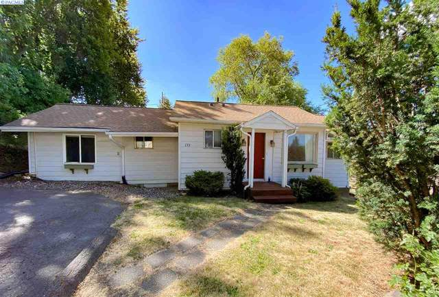 135 SE Water St, Pullman, WA 99163 (MLS #247600) :: Community Real Estate Group
