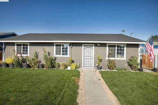208 N Owen, Pasco, WA 99301 (MLS #248308) :: Columbia Basin Home Group