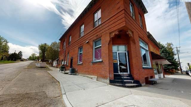 120 / 118 S Montgomery Street, Uniontown, WA 99179 (MLS #250332) :: Matson Real Estate Co.
