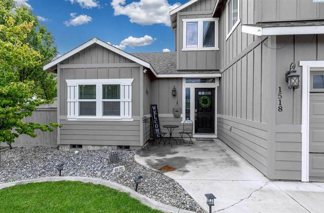 1518 S Irving Pl, Kennewick, WA 99338 (MLS #252145) :: Shane Family Realty