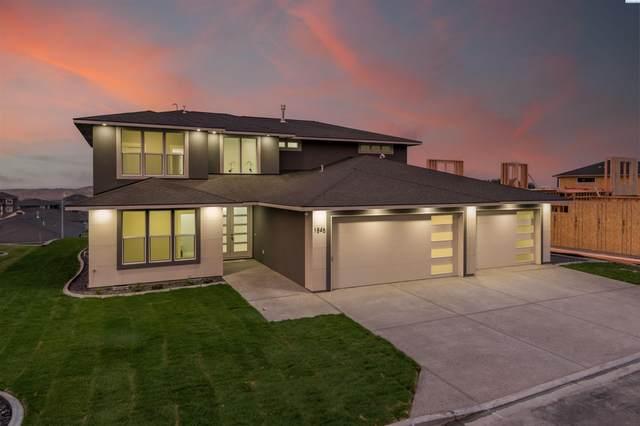 1846 Somers Ln, Richland, WA 99352 (MLS #255361) :: Matson Real Estate Co.