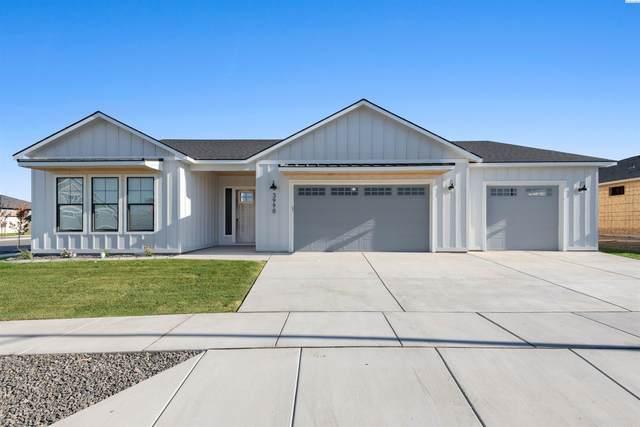 3998 Barbera St, Richland, WA 99352 (MLS #256431) :: Matson Real Estate Co.