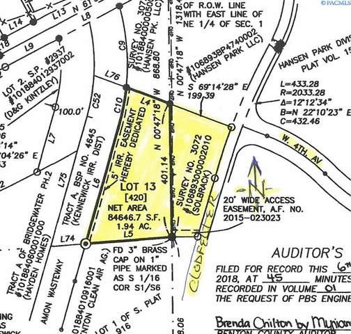 420 Clodfelter Road, Kennewick, WA 99336 (MLS #235648) :: Shane Family Realty