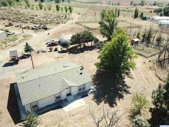 70 Nila Road, Eltopia, WA 99330 (MLS #240076) :: Community Real Estate Group