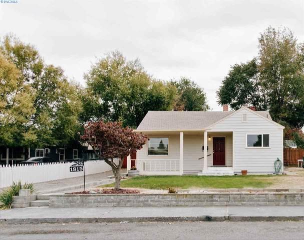 1815 W 5th Ave, Kennewick, WA 99336 (MLS #241331) :: Dallas Green Team