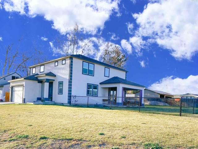 6205 Wernette Rd, Pasco, WA 99301 (MLS #252590) :: Matson Real Estate Co.