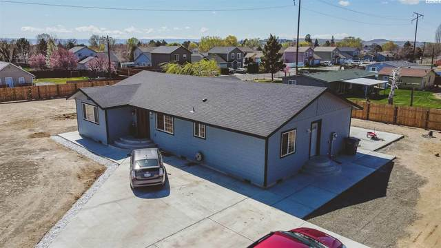 805 N 16th St, Sunnyside, WA 98944 (MLS #252824) :: Dallas Green Team