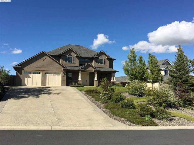 1710 NW Nicole Ct, Pullman, WA 99163 (MLS #245785) :: Dallas Green Team