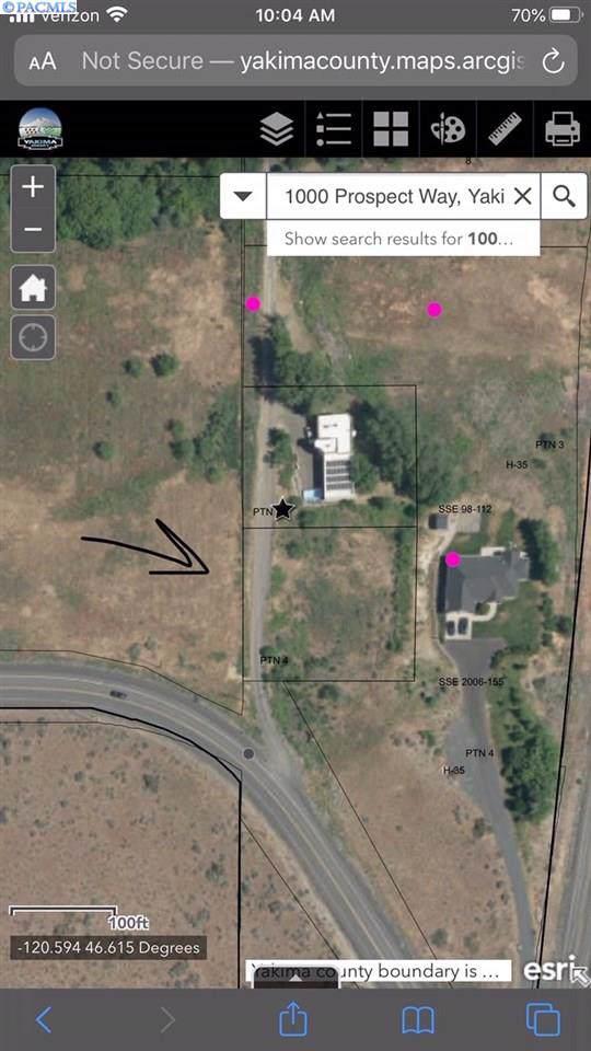 1000 Prospect Way, Yakima, WA 98908 (MLS #243042) :: Community Real Estate Group