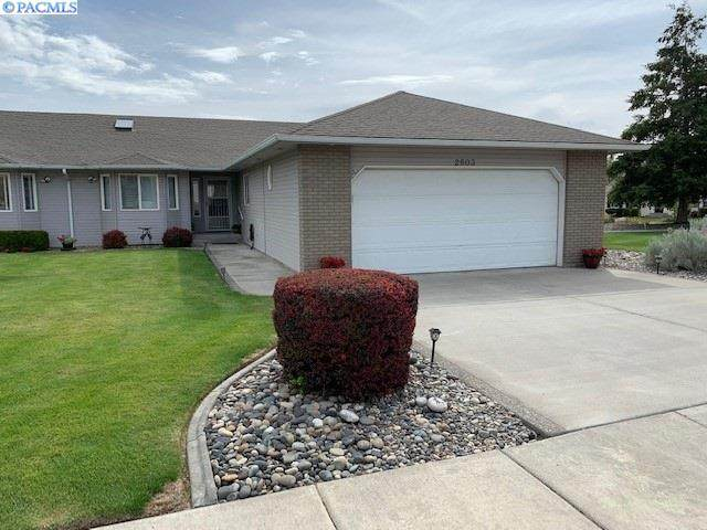 2803 W Morain Pl, Kennewick, WA 99337 (MLS #246455) :: Story Real Estate