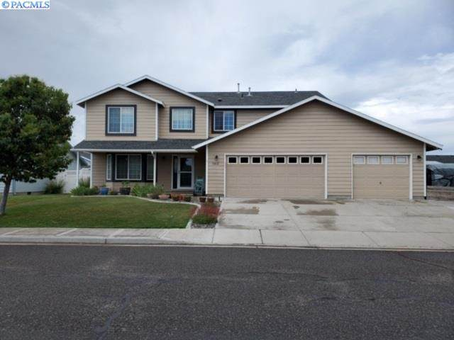 7915 Savary Dr., Pasco, WA 99301 (MLS #246482) :: Story Real Estate