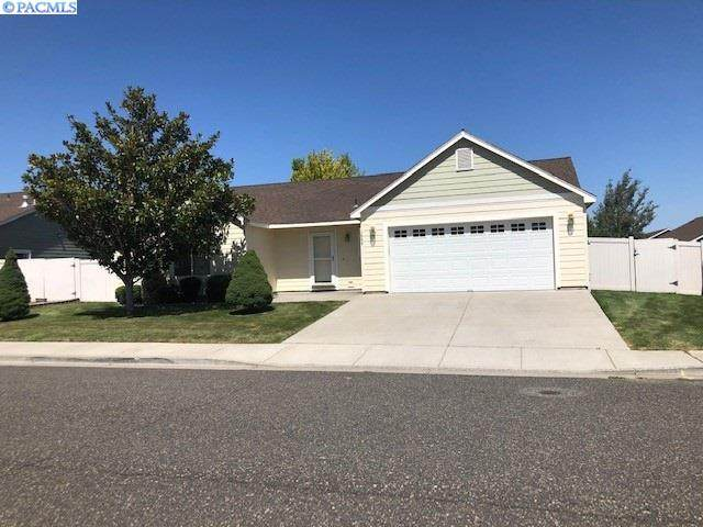 1508 W 41st, Richland, WA 99337 (MLS #247660) :: Dallas Green Team