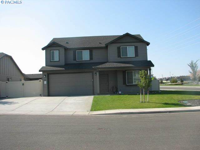 2907 Leavenworth Ln, Richland, WA 99352 (MLS #249637) :: Matson Real Estate Co.