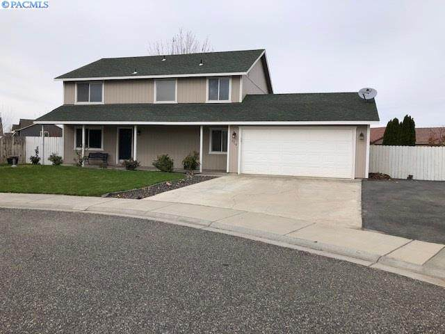 5710 Oleander St, West Richland, WA 99353 (MLS #250048) :: The Phipps Team