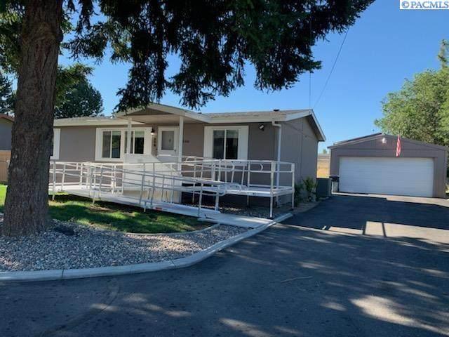 506 Carol Ave, Benton City, WA 99320 (MLS #254468) :: Beasley Realty