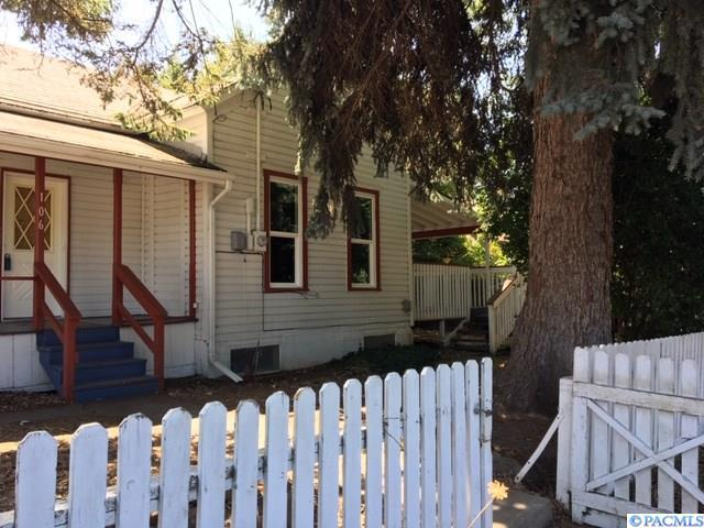 106 N B, Albion, WA 99102 (MLS #239283) :: Community Real Estate Group