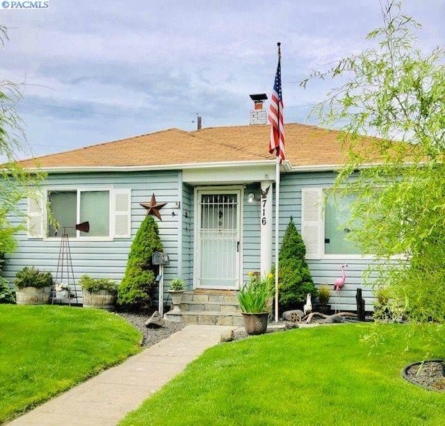 716 E 5th, Kennewick, WA 99336 (MLS #244768) :: Tri-Cities Life