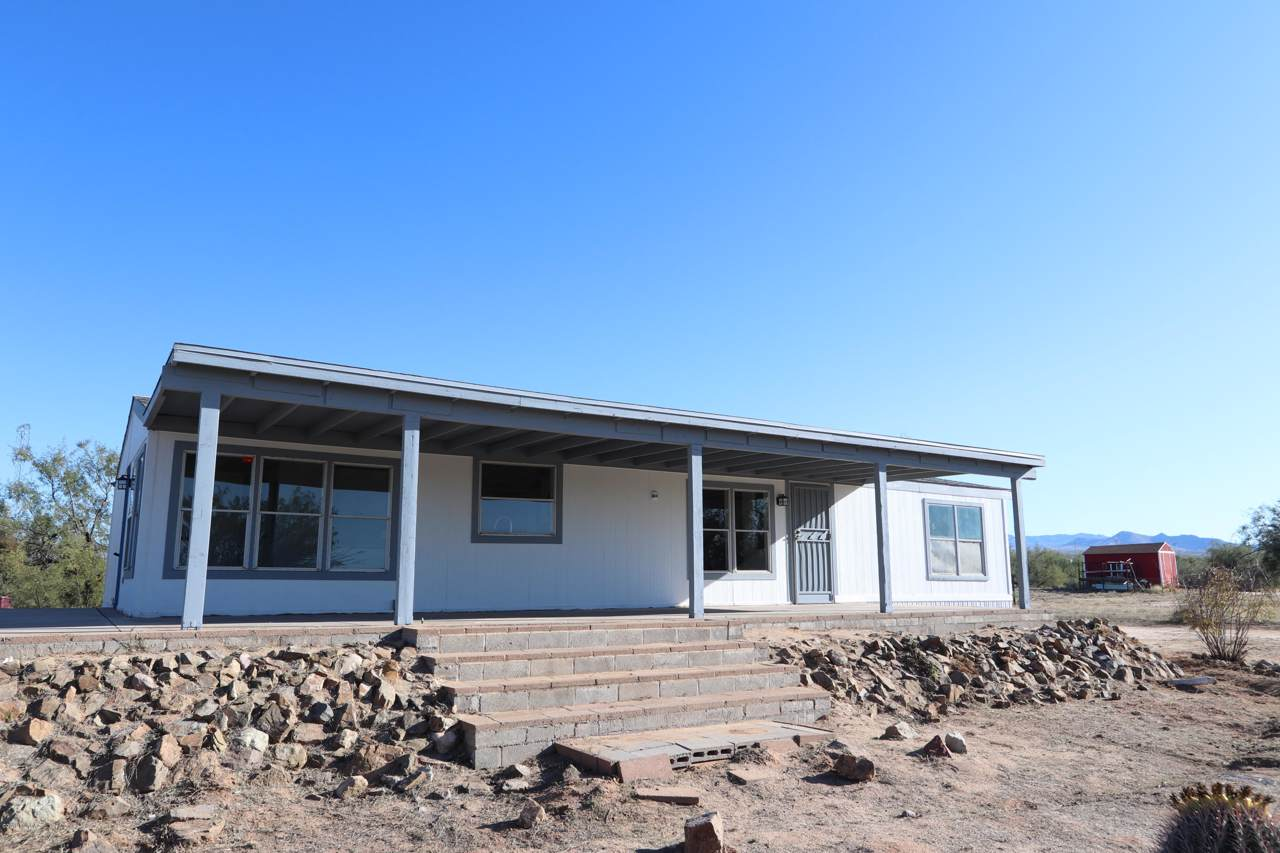 10130 Sierrita Mountain Road - Photo 1