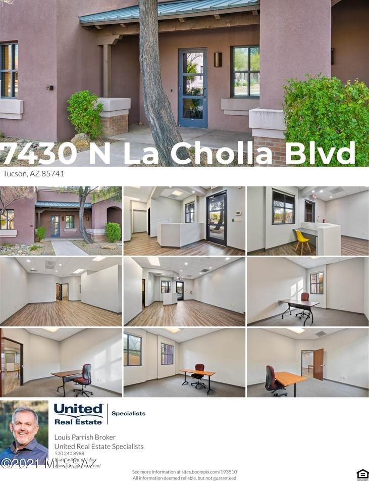 7428 N La Cholla Blvd - Photo 1