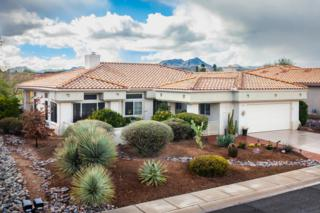 14537 N Lost Arrow Drive, Oro Valley, AZ 85755 (#21705814) :: Long Realty - The Vallee Gold Team