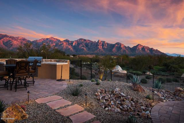 13865 N Stone Gate Place, Oro Valley, AZ 85755 (#21816237) :: Long Realty - The Vallee Gold Team