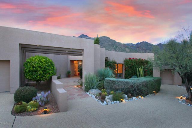 7241 E Ventana Canyon Drive, Tucson, AZ 85750 (#21702115) :: Long Realty - The Vallee Gold Team