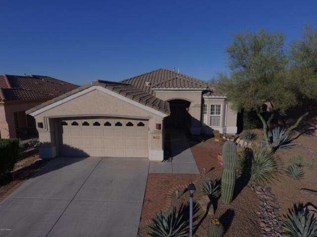13099 N Sunrise Canyon Lane, Marana, AZ 85658 (#21707195) :: Long Realty - The Vallee Gold Team