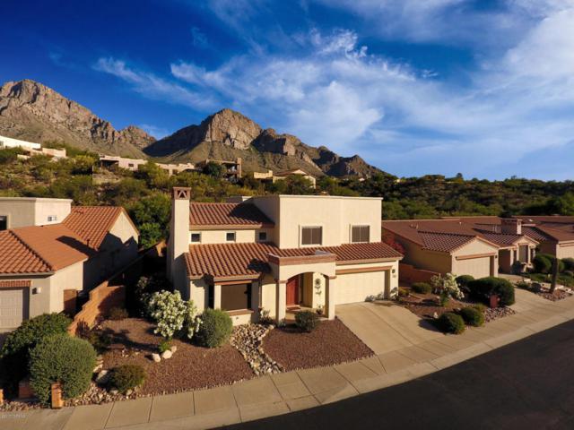 1522 E Charouleau Place, Oro Valley, AZ 85737 (#21712115) :: The Josh Berkley Team