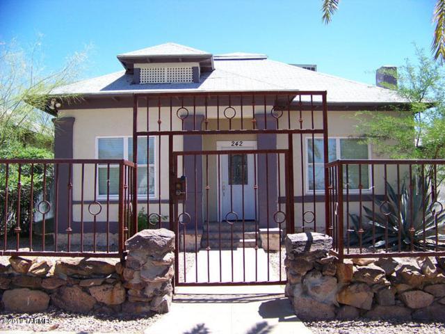 242 E 5th Street, Tucson, AZ 85705 (#21716358) :: Long Realty Company