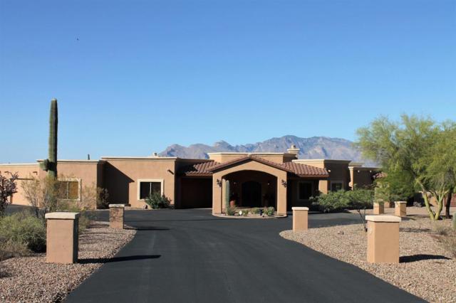 2570 N Sunrock Lane, Tucson, AZ 85745 (#21716613) :: Long Realty Company