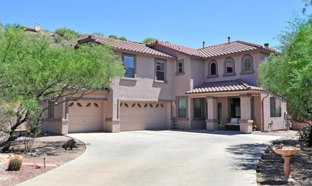 7758 E Black Crest Place, Tucson, AZ 85750 (#21716650) :: Long Realty Company