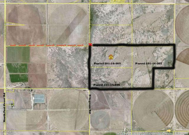 10000 N Block Of Fort Grant Road, Willcox, AZ 85643 (#21716751) :: Long Realty Company