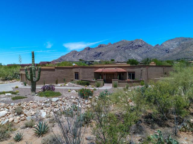 2293 E Quiet Canyon Drive, Tucson, AZ 85718 (#21716922) :: Long Realty - The Vallee Gold Team